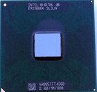 2005年4月 インテル® Pentium プロセッサー エクストリーム・エディション