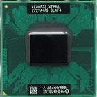 2006年11月 クアッドコア インテル® Core™2 Extreme プロセッサー