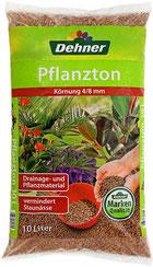 Hilfsmittel zum Vermehren von Zimmerpflanzen - Blähton