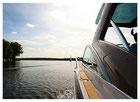 Routenplanung und Boot-Ortung mit GPS