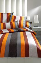 Joop! Bettwäsche Stripe Orange