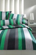 Joop! Bettwäsche Stripe Kiwi