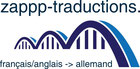 Logo zappp-traductions.