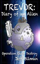 Trevor: Diary of an Alien book cover