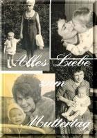 vor langer Zeit mit Babsi und Andi, meinen Kindern
