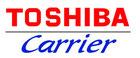 東芝キヤリアの業務用エアコンのロゴ