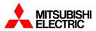 三菱電機の業務用エアコンのロゴ