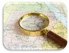 Find the route / Trouver l'itinéraire