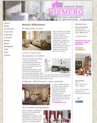 Homepage www.niemerg.com