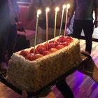 湘南サルサ、ガバナの13年記念パーティー