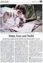 Schwäbisches Tagblatt 6.7.2005