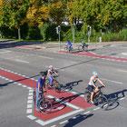 Führung Radverkehr