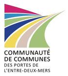 Logo Communauté de Communes des Portes de l'Entre-Deux-Mers