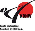 Logo KDNW - Karate-Dachverband Nordrhein-Westfalen e.V.