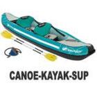 Canoe Gonfiabili Kayak