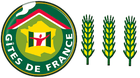Label Gîtes de France 3 épis