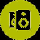 Licht und Tontechnik, Dekolicht, Beamer, Photobox,