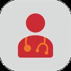 Icon für Behandlungspflege: Fortsetzung der ärztlichen Behandlung zuhause