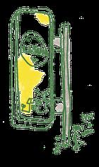 LISUN 目印の看板