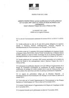 Arrêté d'autorisation complémentaire, 2010