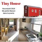 Tiny-House pour famille 4 personnes en Baie de Somme