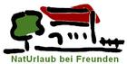 logo naturlaub bei freunden