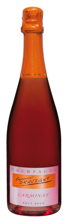 Champagne Dravigny, Cuvée Carminat.