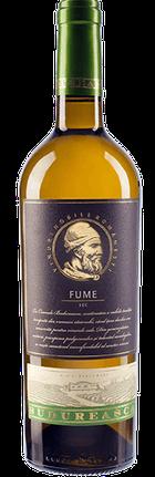Budureasca Premium FUME 2017 (Chardonnay 33%, Sauvignon Blanc 34%, Grauer Burgunder (Grauburgunder) 33%)