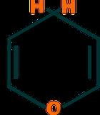 Pirano estructura fórmula