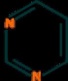pirimidina estructura fórmula