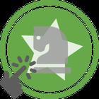"""Logo VIP-Design """" Springbock"""""""