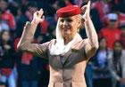 ベンフィカの胸スポンサーエミレーツ航空