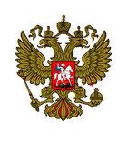 Russlands Wappen