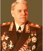 Маршал А.В. Василевский