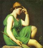 Ulysse d'après Ingres (1850)