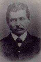 Ferdinand Kunz, der Gründer, ca. 1900