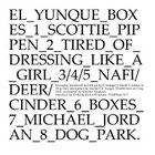 El Yunque - Boxes