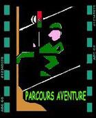 Ou pratiquer du parcours aventure,via ferrata,via corda,acrobranche et activités sportives extêmes sur le département du Lot ?46330 Tour de Faure Roucayral,base nautique du port de  Saint Cirq Lapopie. Lot aventure de Lotabike.