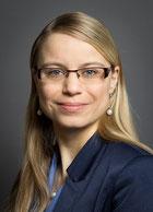 Portrait der WVAO Referentin Yvonne Glock
