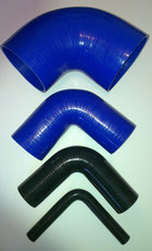 90 Degree Silicone Bend