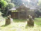 鴨長尾神社