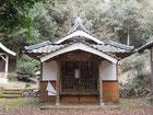 天降布勢神社
