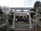 吉備津岡辛木神社