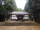 楢村布勢神社