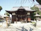 石門別神社