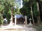 豊原南島神社