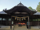 殿上西神社