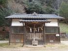 多自枯布勢神社