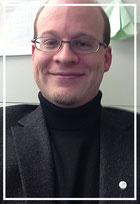 David Roth, 2013 mit seinem Lichtpunkt