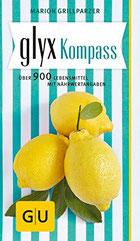 """Auf dem Cover vom """"Gly-Kompass"""" sieht man drei Zitronen."""